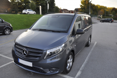 Mercedes Vito 2015 reverse camera upgrade 001