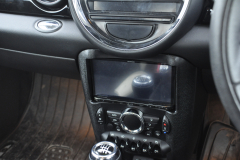 BMW Mini Cooper 2012 DAB screen upgrade 003