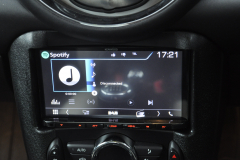 BMW Mini Cooper 2012 DAB screen upgrade 007