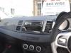 Mitsubishi Evo 2008 DAB stereo upgrade 004