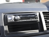 Mitsubishi Evo 2008 DAB stereo upgrade 006