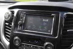 Mitsubishi L200 2016 navi upgrade dnx5 005