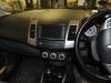 Mitsubishi Outlander 2007 navigation upgrade 003