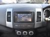 Mitsubishi Outlander 2007 navigation upgrade 005