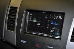Misubishi Outlander GX4 2010 DAB upgrade 004