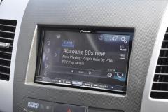 Misubishi Outlander GX4 2010 DAB upgrade 005