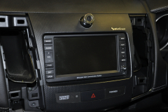 Mitsubishi Outlander GX4 2010 navigation upgrade 002