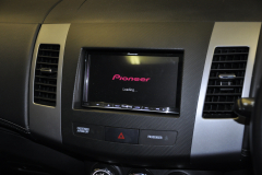 Mitsubishi Outlander GX4 2010 navigation upgrade 003