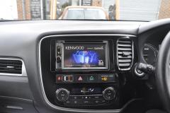 Mitsubishi Outlander Phev 2015 DAB upgrade 004
