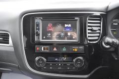 Mitsubishi Outlander Phev 2015 DAB upgrade 006