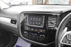 Mitsubishi Outlander Phev 2015 DAB upgrade 007