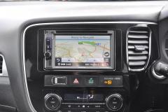 Mitsubishi Outlander Phev 2015 navi upgrade 007