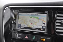 Mitsubishi Outlander Phev 2015 navi upgrade 008