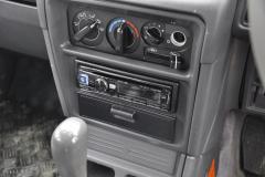 Mitsubishi Shogun 1997 DAB stereo 003