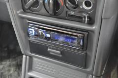 Mitsubishi Shogun 1997 DAB stereo 007