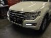 Mitsubishi Shogun 2014 parking sensor upgrade 001