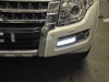 Mitsubishi Shogun 2014 parking sensor upgrade 003
