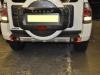Mitsubishi Shogun 2014 parking sensor upgrade 005