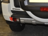 Mitsubishi Shogun 2014 parking sensor upgrade 007