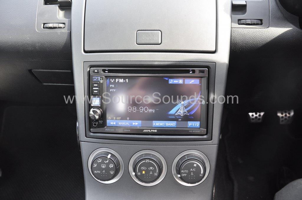 Nissan 350z 2003 Stereo Upgrade Source Sounds