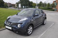 Nissan Juke 2011 stereo upgrade 001