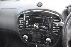 Nissan Juke 2011 stereo upgrade 002