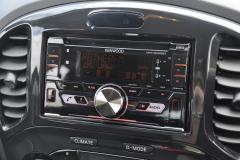 Nissan Juke 2011 stereo upgrade 005