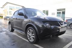 Nissan Juke 2013 DMX unit and camera retention 001