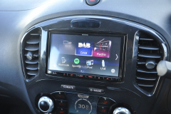Nissan Juke 2013 DMX unit and camera retention 005