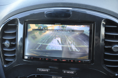Nissan Juke 2013 DMX unit and camera retention 008