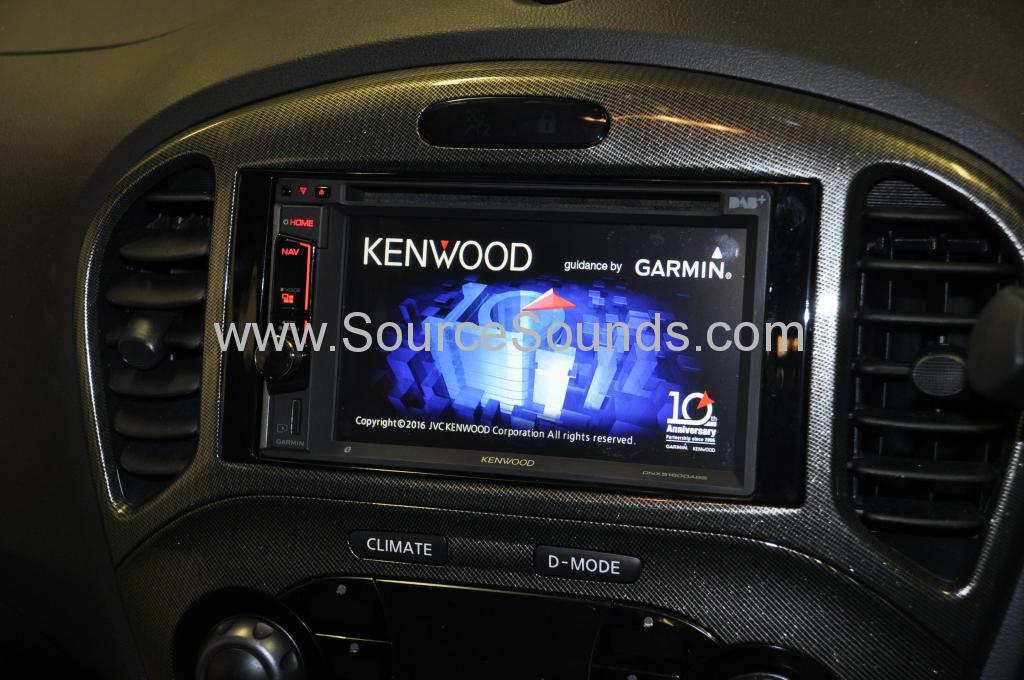 Nissan Juke 2015 navi upgrade 004