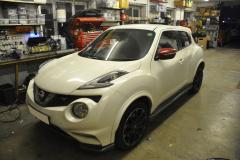 Nissan Juke 2015 navi upgrade 001