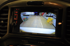 Nissan Juke 2015 reverse camera upgrade 009