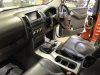 Nissan Navara 2006 Navigation upgrade 003