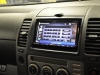 Nissan Navara 2006 Navigation upgrade 009