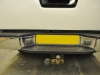 Nissan Navara 2006 reverse camera upgrade 004