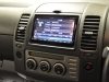 Nissan Navara 2006 reverse camera upgrade 007