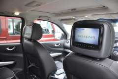 Nissan Navara 2016 Rosen headrests 004