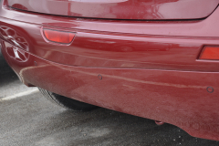 Nissan Note 2011 rear parking sensors 003