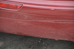 Nissan Note 2011 rear parking sensors 005