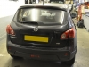 Nissan Qashqai 2008 bluetooth upgrade 002