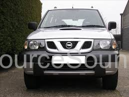 Nissan Terrano 2003 navigation upgrade 001