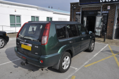 Nissan Xtrail 2005 DAB aerial upgrade 002