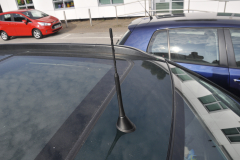 Nissan Xtrail 2005 DAB aerial upgrade 003