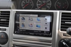 Nissan Xtrail 2005 navi upgrade 007