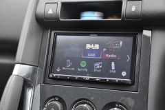 Peugeot 3008 2012 DAB stereo upgrade 004