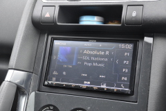 Peugeot 3008 2012 DAB stereo upgrade 005