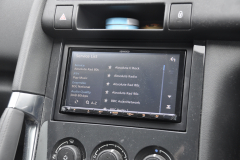 Peugeot 3008 2012 DAB stereo upgrade 006