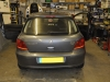 Peugeot 307 2007 DAB stereo upgrade 002