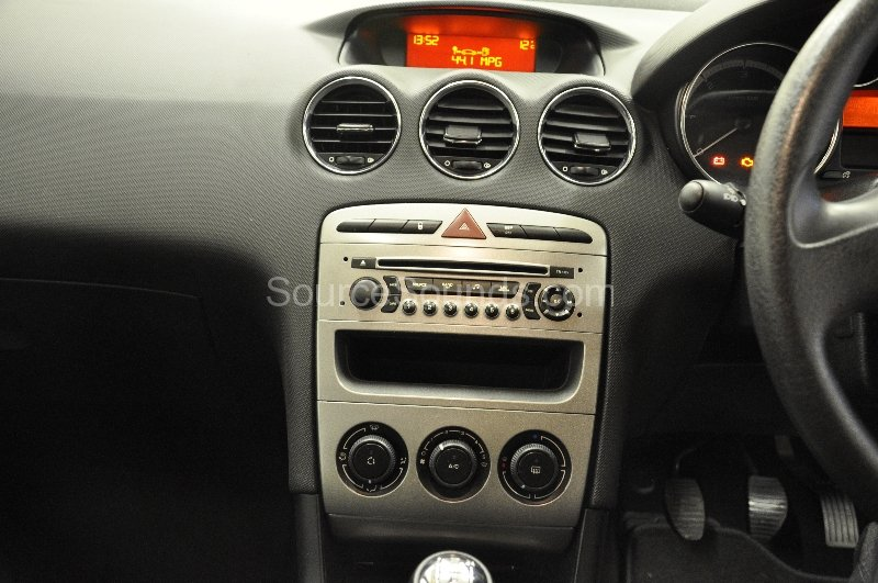 Peugeot Dab Stereo Upgrade on Pioneer Deh Car Stereo